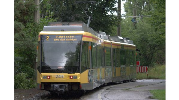 Karlsruhe breaks ground on light rail extension