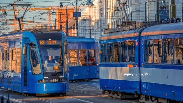 Krakow launches tender for up to 60 LRVs