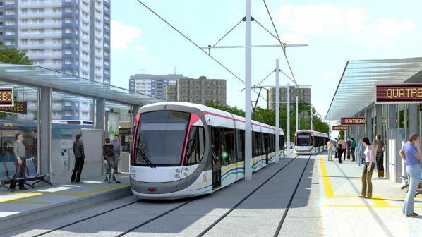 Mauritius Light Rail Set For September Opening