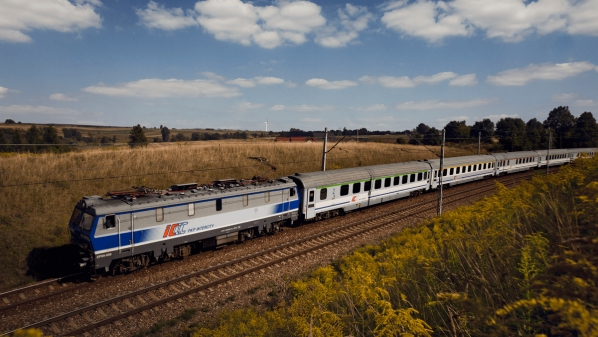 PKP Intercity to equip train fleet with energy meters
