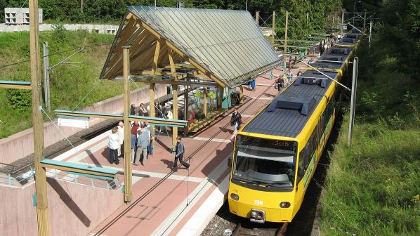 Stuttgart approves Line U5 extension