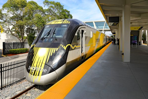 Virgin Trains USA awards contracts for West Palm Beach - Orlando line