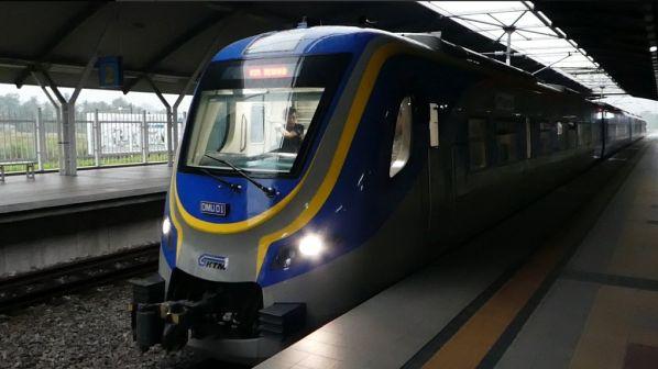 New Crrc Dmu Test Malaysia International Railway