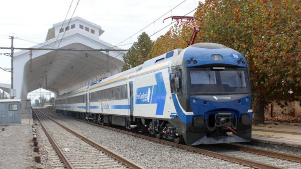 Image result for Chile rail