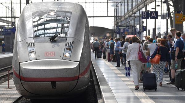 Vat On Train Tickets >> Vat Cut On Train Fares Could Boost German Passenger Numbers