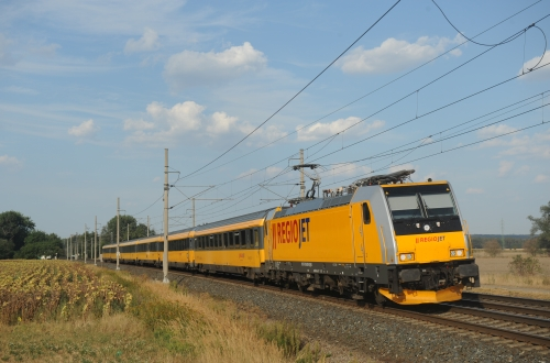 Regiojet reports 12% increase in passenger numbers | International ...