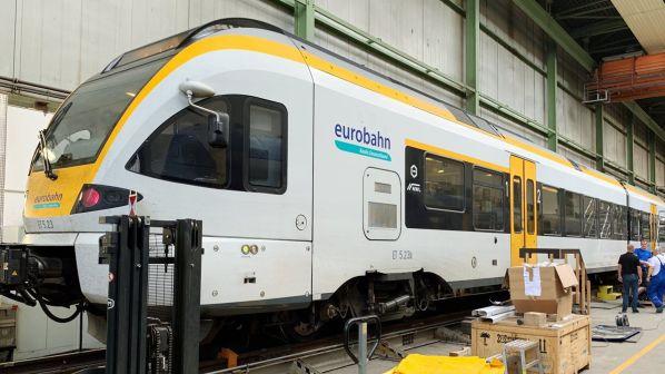 Alpha Trains upgrades Flirt EMUs for Keolis