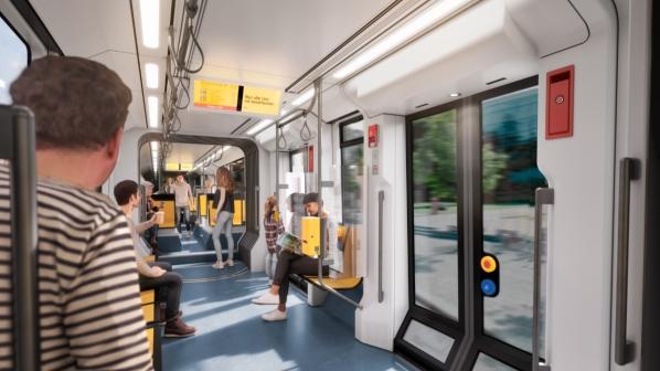 Bombardier Awarded Dresden Lrv Contract International Railway Journal