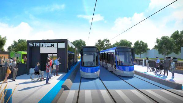 Trudeau commits $C 1.2bn to Quebec City public transport project