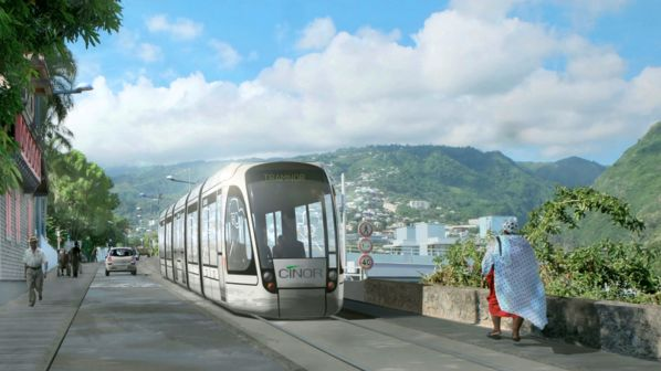 Consultation begins on Réunion tram project