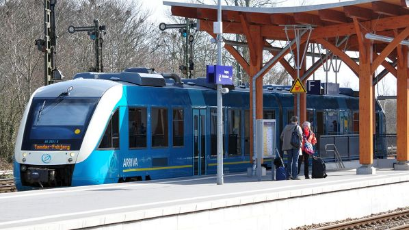 Schleswig-Holstein to fund Niebüll - Tønder upgrade