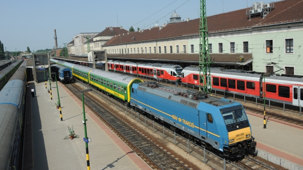 Hungarian high-speed line feasibility study completed - International Railway Journal