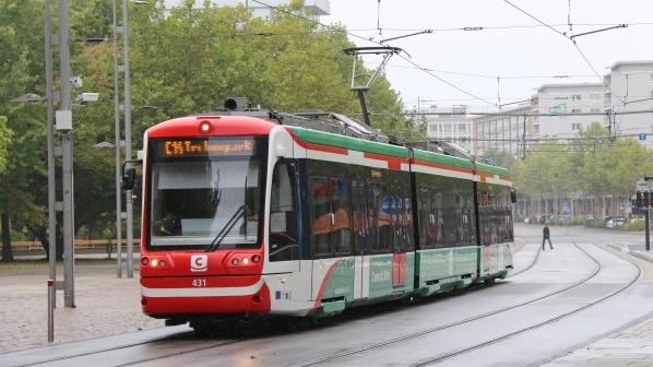 Major expansion of Chemnitz tram-train network underway - International Railway Journal