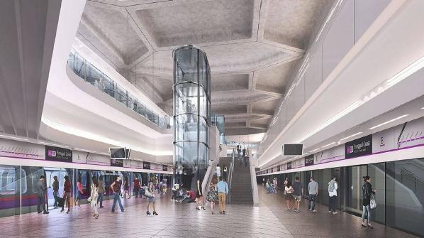 Singapore announces Cross Island Line Punggol branch alignment - International Railway Journal