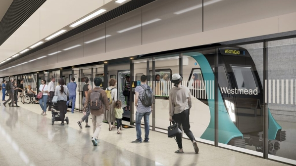 Six shortlisted for Sydney metro station upgrades - International Railway Journal
