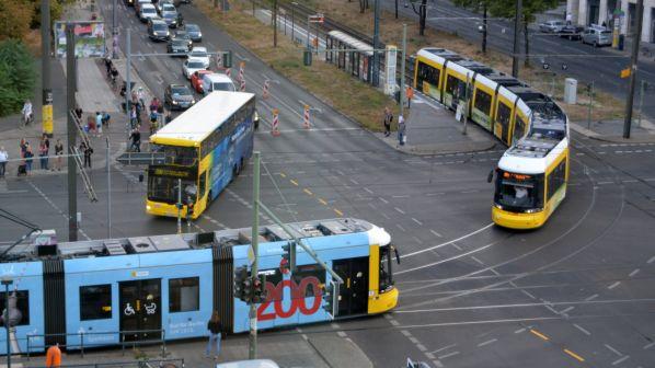 Berlin BVG transit.'