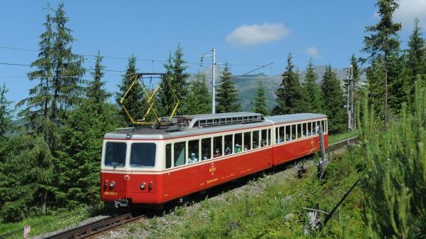 Modernisation of Slovakian rack-and-pinion line begins - International Railway Journal