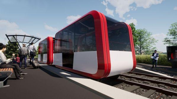 French partnership to develop light, autonomous train - International Railway Journal